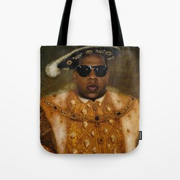 Jay in Shades Tote Bag