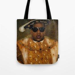 Jay in Shades Tote Bag