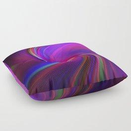 Colour Cocaine ~ TWIRLS Floor Pillow