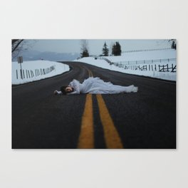 Love Lost.  Canvas Print