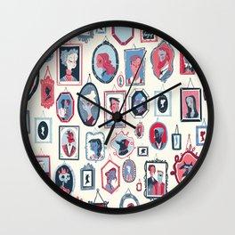 Hang ups Wall Clock