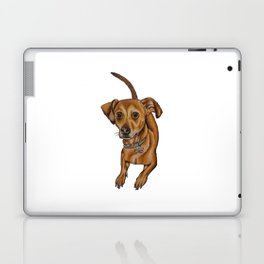 Maxwell the dog Laptop & iPad Skin
