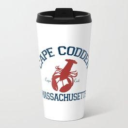 Cape Cod, MA Travel Mug