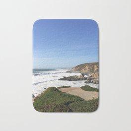 Sunny Bodega Bay Bath Mat