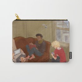 Golden Trio Carry-All Pouch