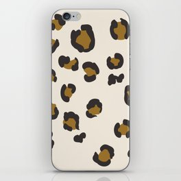 SEEING SPOTS - NEUTRAL iPhone Skin