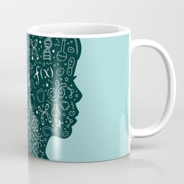In a Science State of Mind Coffee Mug