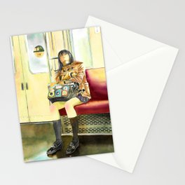 Commute Stationery Cards