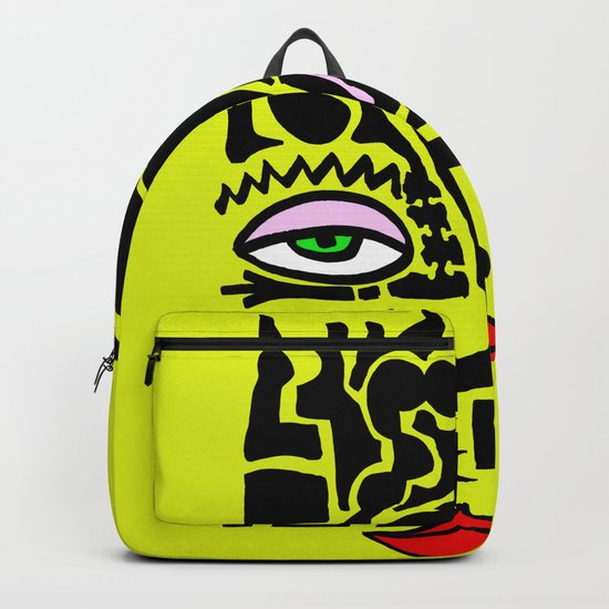 Selfie - Selfportrait - Portrait Backpack