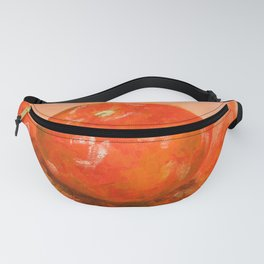Tomato painting Fanny Pack