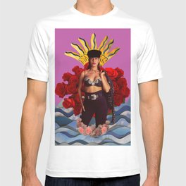 Como La Flor T-shirt
