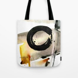 Enso Abstraction No. 105 by Kathy morton Stanion Tote Bag