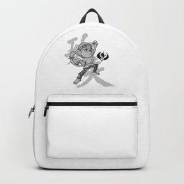 KungFu Zodiac - Monkey Backpack