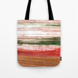 Copper abstract watercolor Tote Bag