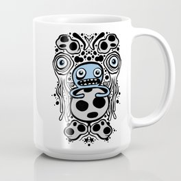 Panopticon Space (White Version) Coffee Mug