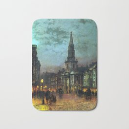 John Atkinson Grimshaw Blackman Street, London Bath Mat