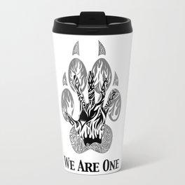 We Are One Travel Mug
