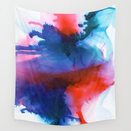 The Dancer - Abstract Art Wall Tapestry