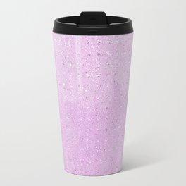 Lovely Lavender Lines Travel Mug