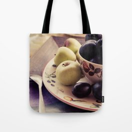Prums Tote Bag