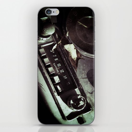 Sapphire iPhone & iPod Skin
