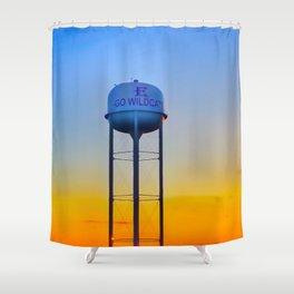 Elgin Wildcats Shower Curtain