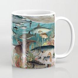 The Deep Blue Coffee Mug