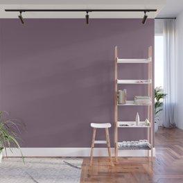 Grapeade | Pantone Fashion Color | Fall : Winter 2019-2020 | London | Solid Color | Wall Mural