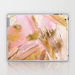 Blush Glitz Laptop & iPad Skin