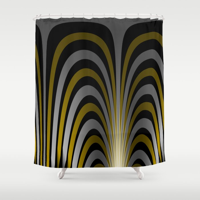 Interior Space, 2370q Shower Curtain