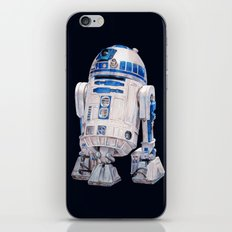 R2 D2 - Star Wars iPhone & iPod Skin