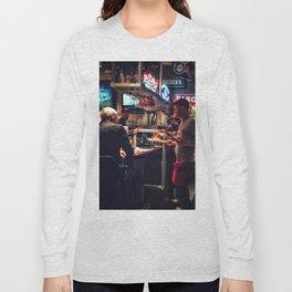 Bar & Restaurant Long Sleeve T-shirt
