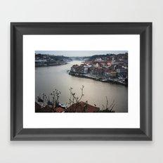 douro Framed Art Print