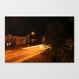 Wooster Street Canvas Print