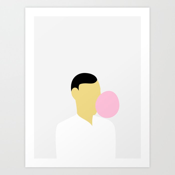MODIG No.01 Art Print