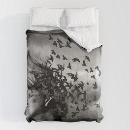 Flock of Crows Comforters