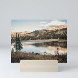 Silverlake Mini Art Print
