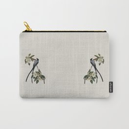 Fork-tailed Flycatcher Bird Illustration Carry-All Pouch