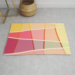 Colorful Design Sunshine Rug