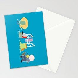 Minimal Squidbillies Stationery Cards
