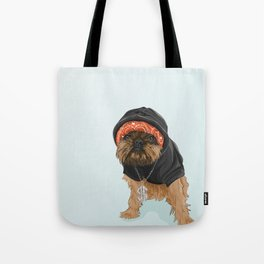 Gangster Digby Tote Bag