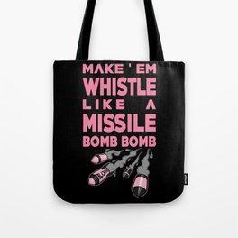Whistle - BLACKPINK Tote Bag