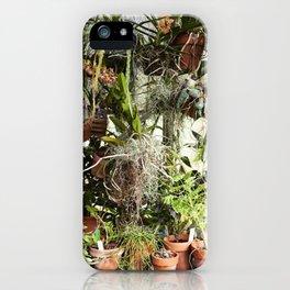 Greenhouse 005 iPhone Case