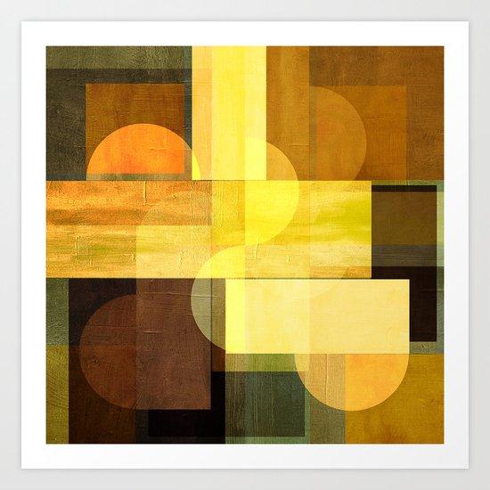 Textures/Abstract 92 Art Print
