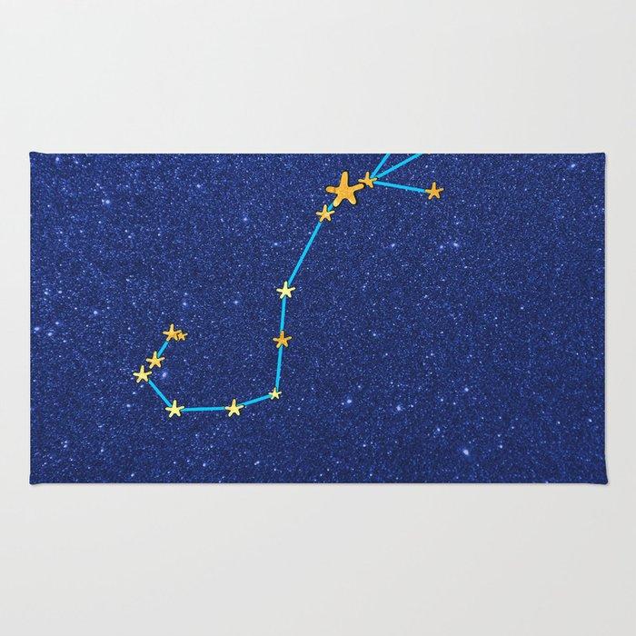 Constellations - SCORPIUS Rug
