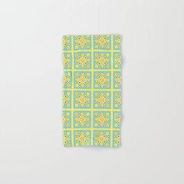Sunflower. Ukrainian style. Hand & Bath Towel