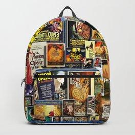 Vintage Phantom by iamjohnlogan Backpack