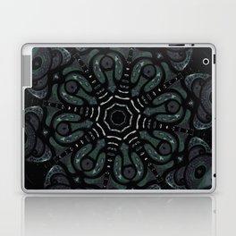 Dark Mandala #4 Laptop & iPad Skin