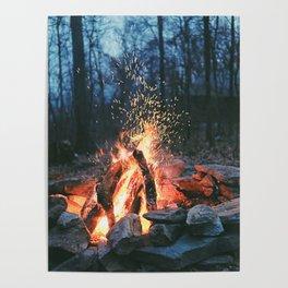 d2544b0e2d0e3 Campfire Posters | Society6