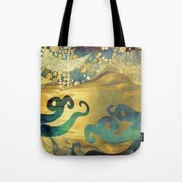 Underwater Dream I Tote Bag